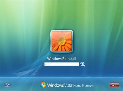 windows vista home premium edition install on new harddrive
