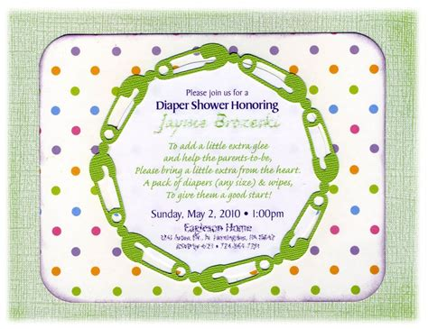 diapers and wipes baby shower baby shower invitation wording diapers and wipes s wall