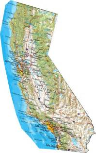 California Related Keywords & Suggestions - Full State Map California ... California