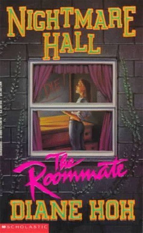 nightmare books the roommate nightmare 2 by diane hoh reviews