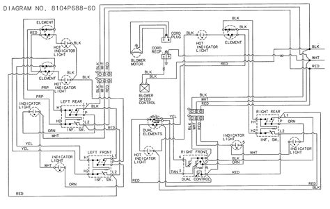 wiring diagram electric stove get free image about