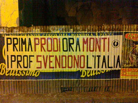 banche d affari italiane monti svende l italia per tutelare gli interessi delle