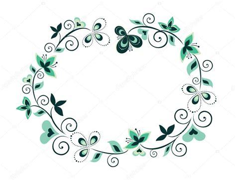 cenefas vectorizadas cenefa floral vector de stock 169 antonovaolena 20872615