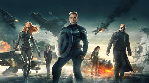 wallpaper captain america the winter soldier captain america the winter soldier hd movies 4k