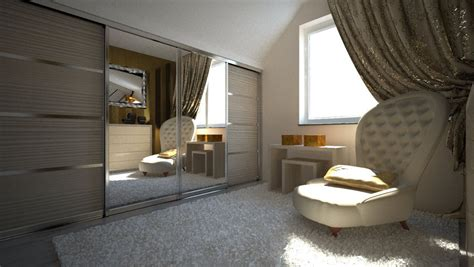 machen sie ein kleines schlafzimmer größer aussehen casaepiu