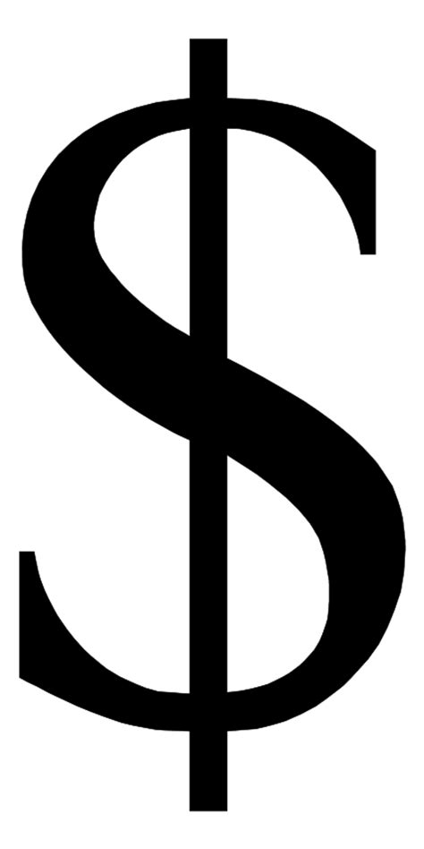 the black dollar black dollar sign cliparts co