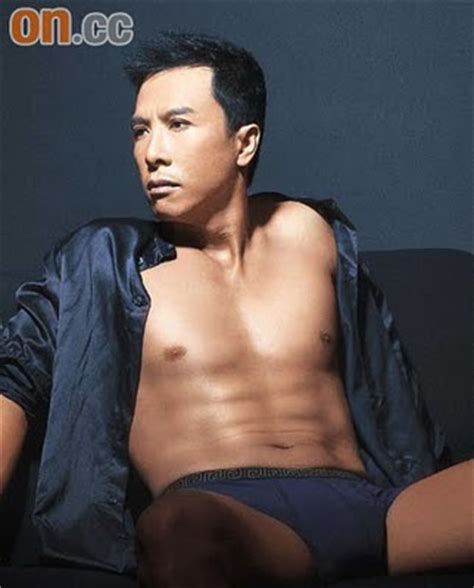 Koleksi Donnie Yen By Mego my husband stares at the with yan