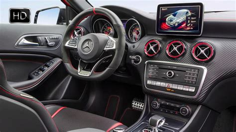 Mercedes A Class Interior by 2015 Mercedes Amg A Class A 45 4matic Facelift Interior