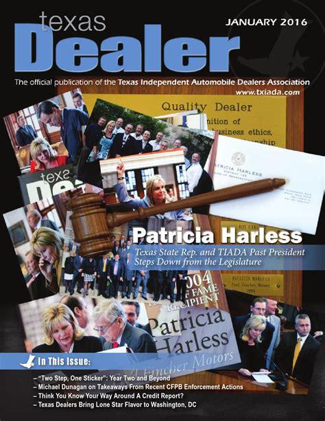 texas dealer january   texas independent auto dealers association issuu