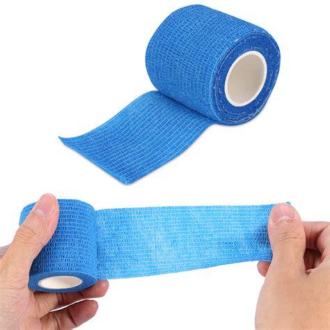 tattoo machine grip tape anti slip self adhesive elastic tattoo bandage tape handle