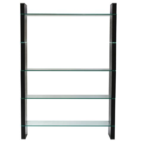 Glass Shelf Dividers by Sofa 80 Inch Glass Shelf Bookcase Room Divider