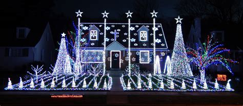 skylands stadium christmas light show christmas lights show fishwolfeboro