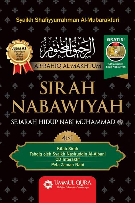 Buku Murah Buku Sirah Nabawiyah Sejarah Lengkap Nabi Muhammad sejarah islam 171 www ghazibookstore