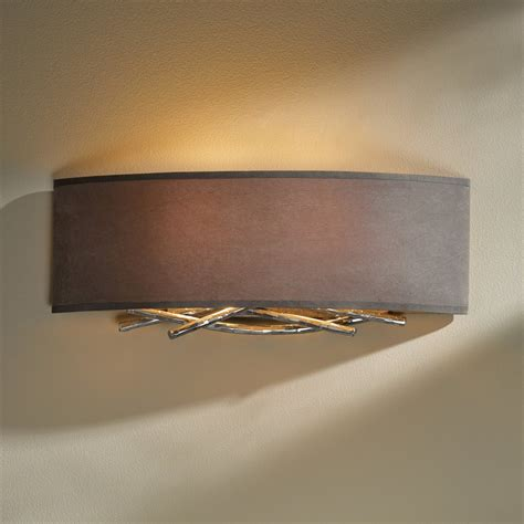 Hubbardton Forge Wall Sconces Hubbardton Forge 207663 8 Brindille Wall Sconce Atg Stores