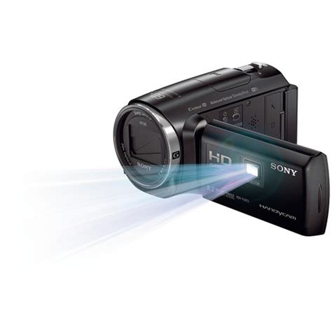 Handycam Sony Plus Proyektor sony hdr pj670 handycam kit with built in projector 32gb b h
