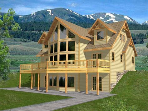 Mountain House Designs by Plan 012h 0042 Find Unique House Plans Home Plans And
