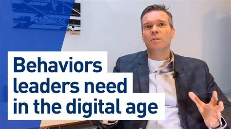 Imd Mba Average Age by Behaviors Agile Leaders Need In The Digital Age