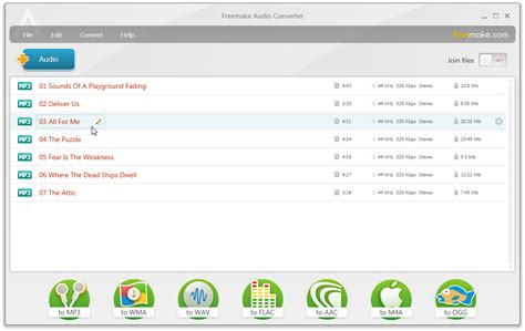 format audio ape how to convert ape files to mp3