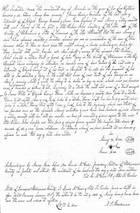 Tennessee Probate Court Records So Many Ancestors October 2015