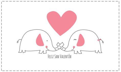 tarjetas valentines day 17 best images about d 237 a de san valent 237 n imprimibles en