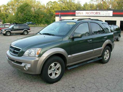 2004 Kia Sorento Fuel 2004 Kia Sorento Details Cincinnati Oh 45242