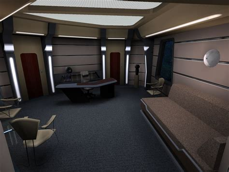 ready room starship gt captain s ready room