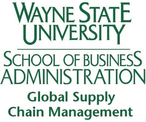 Wayne State College Mba Admissions by Bizblog Exploring Innovation Global Supply Chain
