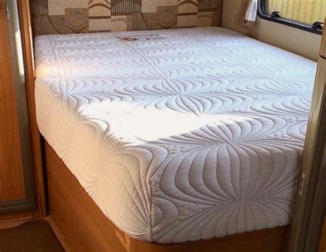 Rv Mattress Replacement Cut Corner by Caravan Mattresses Made 2 Any Shape Or Size Uk Made