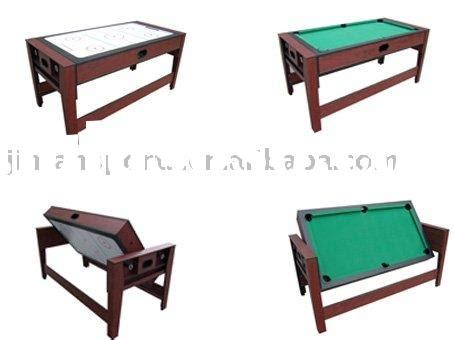 sportcraft 3 in 1 flip table swivel 3 in 1 foosball table multi table for sale