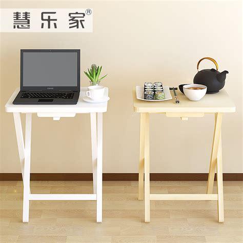 hui yue minimalist portable writing desk folding