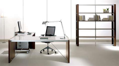 wallpaper scrivania scrivania ad angolo direzionale in cristallo electa