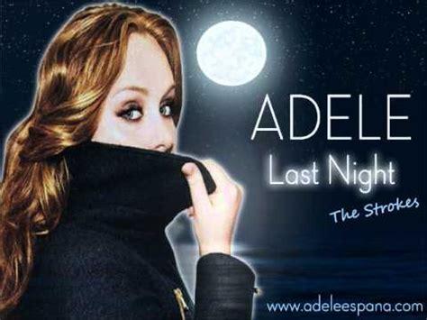 Download Mp3 Adele Last Night | adele last night cover youtube