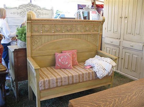 antique bed bench 17 best images about antique bed into bench on pinterest