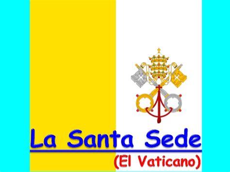 Santa Seed 4 la santa sede el vaticano
