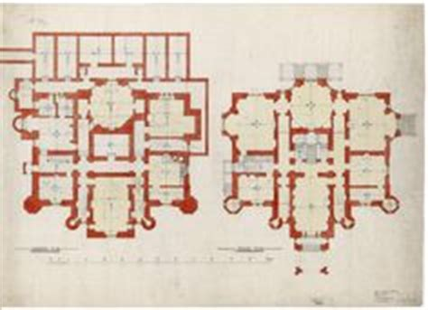 castle howard floor plan georgian regency era england on pinterest regency era
