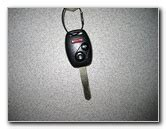 honda civic key fob remote control battery replacement guide picture illustrated automotive