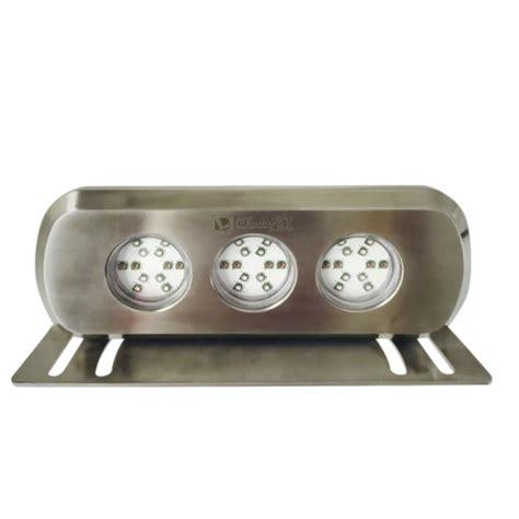 boat trim tab lights underwater led boat light rgb multi color trim tab 36 leds