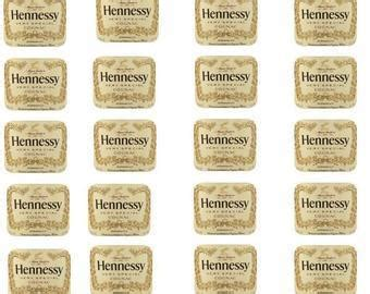 Hennessy Label Template Free Download Aashe Free Hennessy Label Template