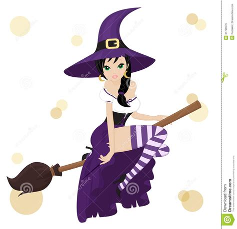 imagenes brujas hermosas bruja hermosa imagen de archivo libre de regal 237 as imagen