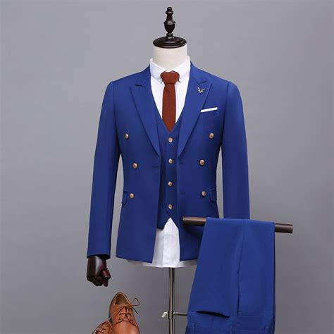 wearing a royal blue suit for wedding my wedding ideas 2018 men s royal blue suits with pants formal dress mens