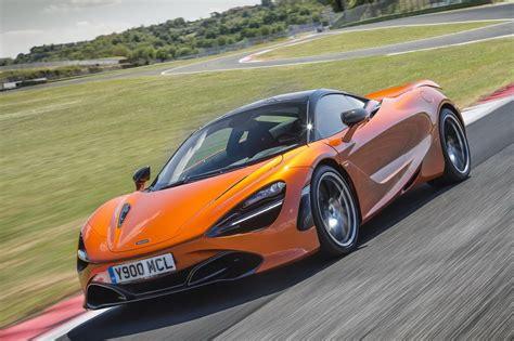 orange mclaren 720s mclaren 720s gt la nouvelle supercar mclaren en images