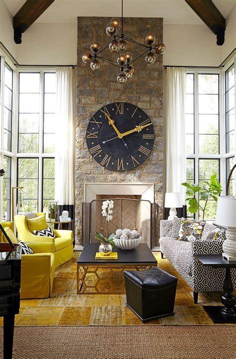 decorate  large clocks   favourite