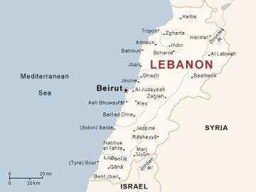 lebanon guide    national geographic
