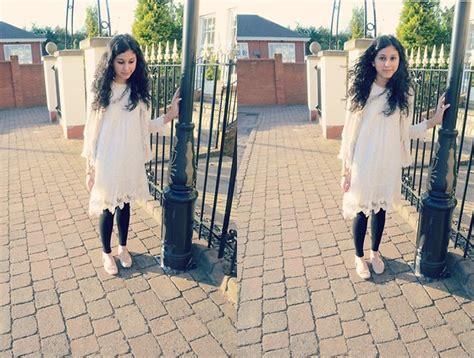 Dress Black Iffa iffa a zara white lace dress topshop pastel pink ballet