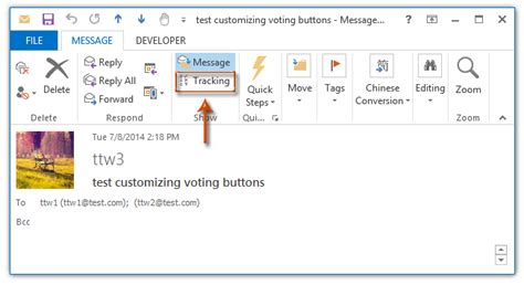 Office 365 Outlook Voting How To Export Voting Results From Outlook To Excel
