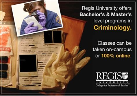 Mba In Criminology by Criminology Degree Products Magazine