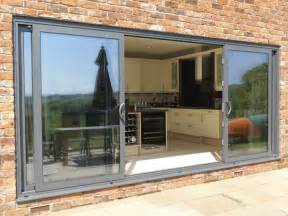 4 Panel Patio Door Sliding Patio Doors Avon Bridge Conservatories And Windows Limited