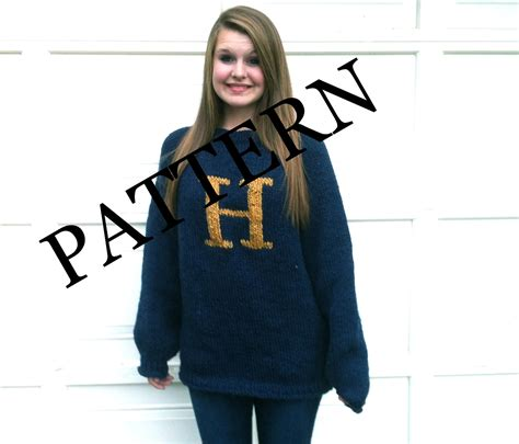 knitting pattern ron weasley jumper weasley sweater pattern cardigan with buttons