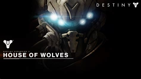house of wolves game destiny house of wolves dlc raid armor guns found by fans inside the game