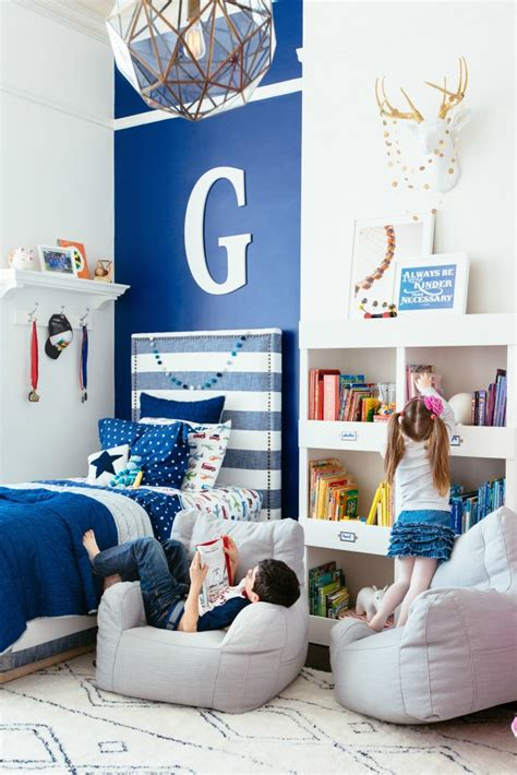 project x girl in bedroom boy and girl shared space makeover project junior